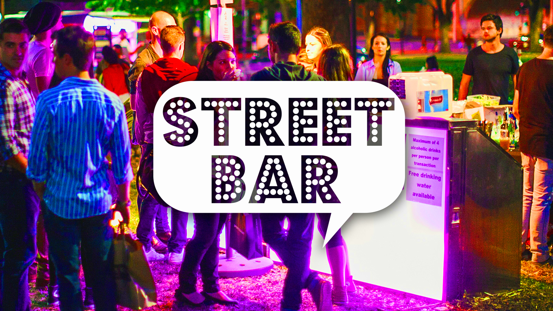Pop by the Street Bar for ciders, beers, wines and seasonal cocktails while enjoying the eclectic collection of tunes to chill out to. A portion of proceeds from the Bar will be donated to OzHarvest Charity. 1 drink purchase = 1 meal for those in needs.